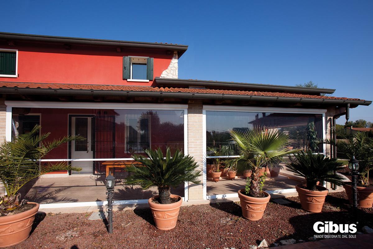 Tende Trasparenti Per Balconi Prezzi : Tende per chiusure invernali chiusure per esterni in versilia