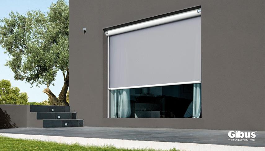 Tende Oscuranti Motorizzate : Tende per chiusure invernali chiusure per esterni in versilia