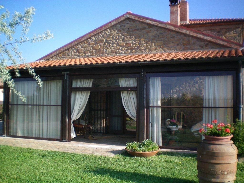 Tende Veranda Per Chiusure Invernali : Tende per chiusure invernali chiusure per esterni in versilia