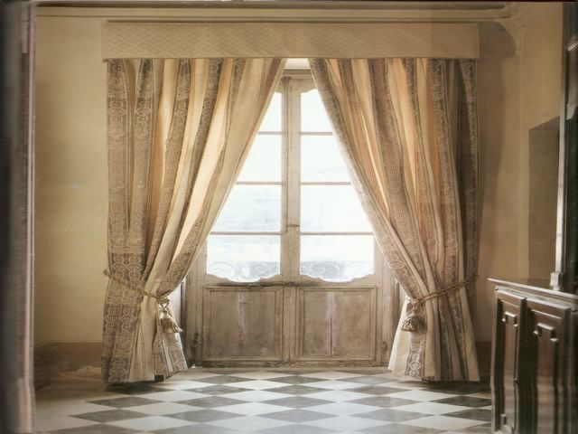 Tende Per Interni Classiche : Tende per interno classiche tende a pannello a bastoni all americana